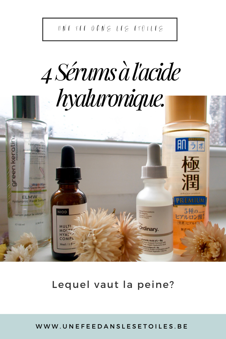 Acide hyaluronique. #hyaluronicacid #skincare #skincareroutine #skincareserums #hyaluronicacidserum #beauty