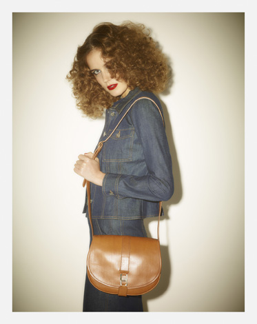 Love the bag!!!/ Vanessa Seward x A.P.C.