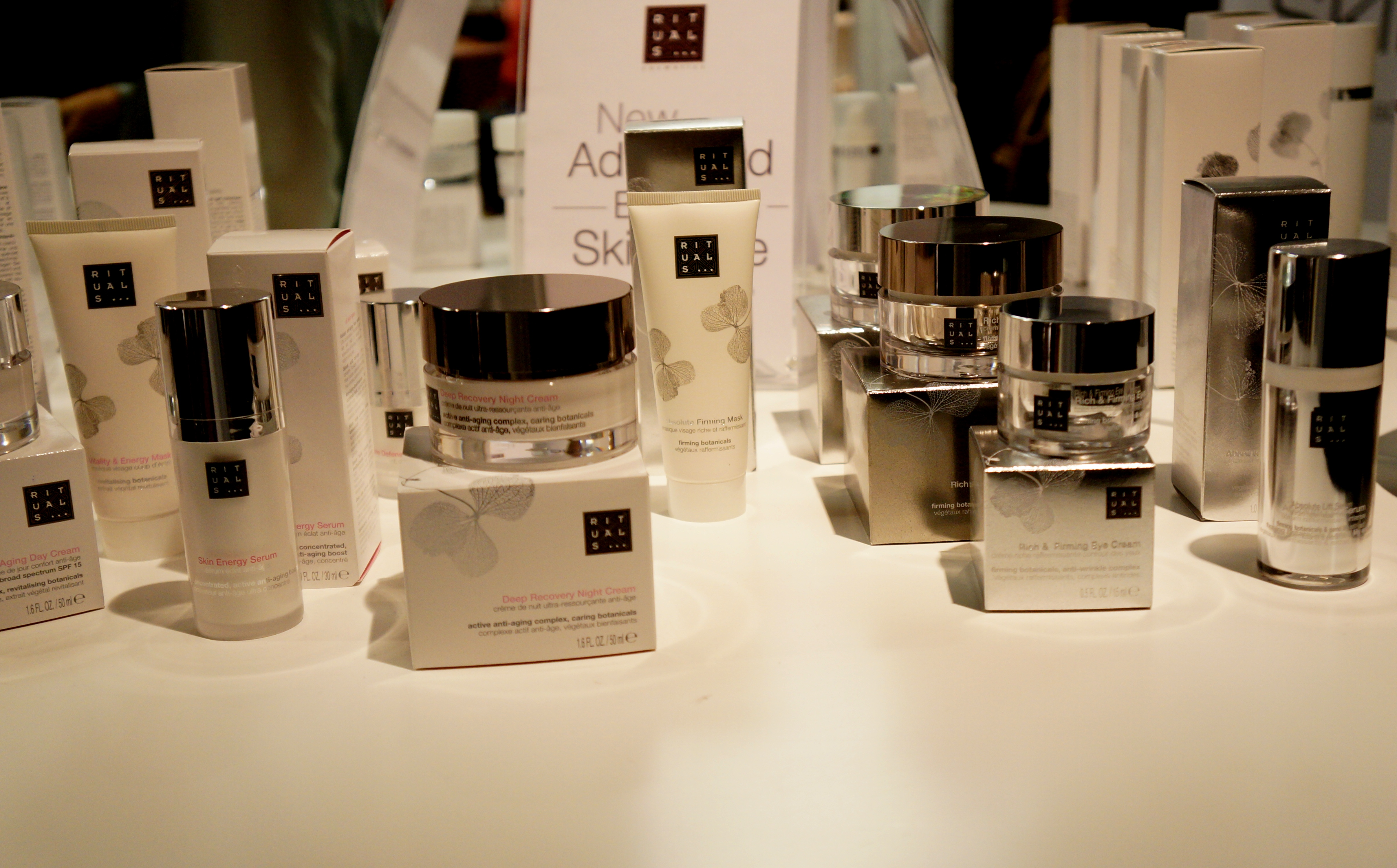 Anti-age skincare by Rituals/ Pic by kiwikoo
