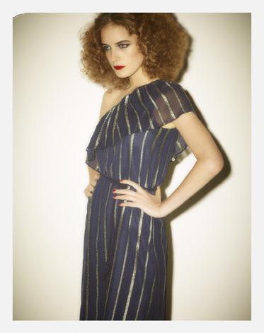 """Tissus """"Couture"""" Vanessa Seward/ Vanessa Seward x A.P.C."""