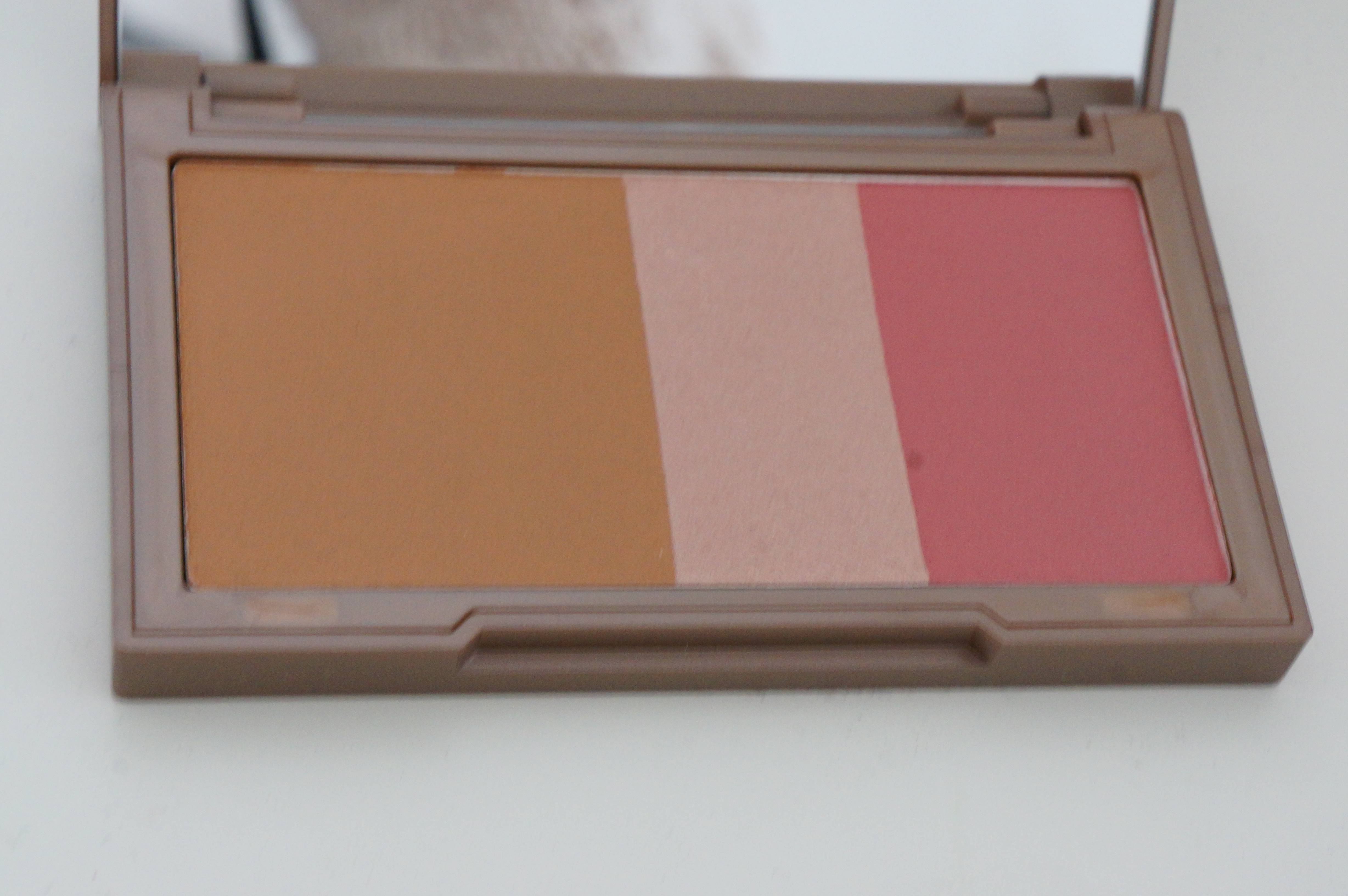 Urban Decay Flushed Palette/ Pic by kiwikoo