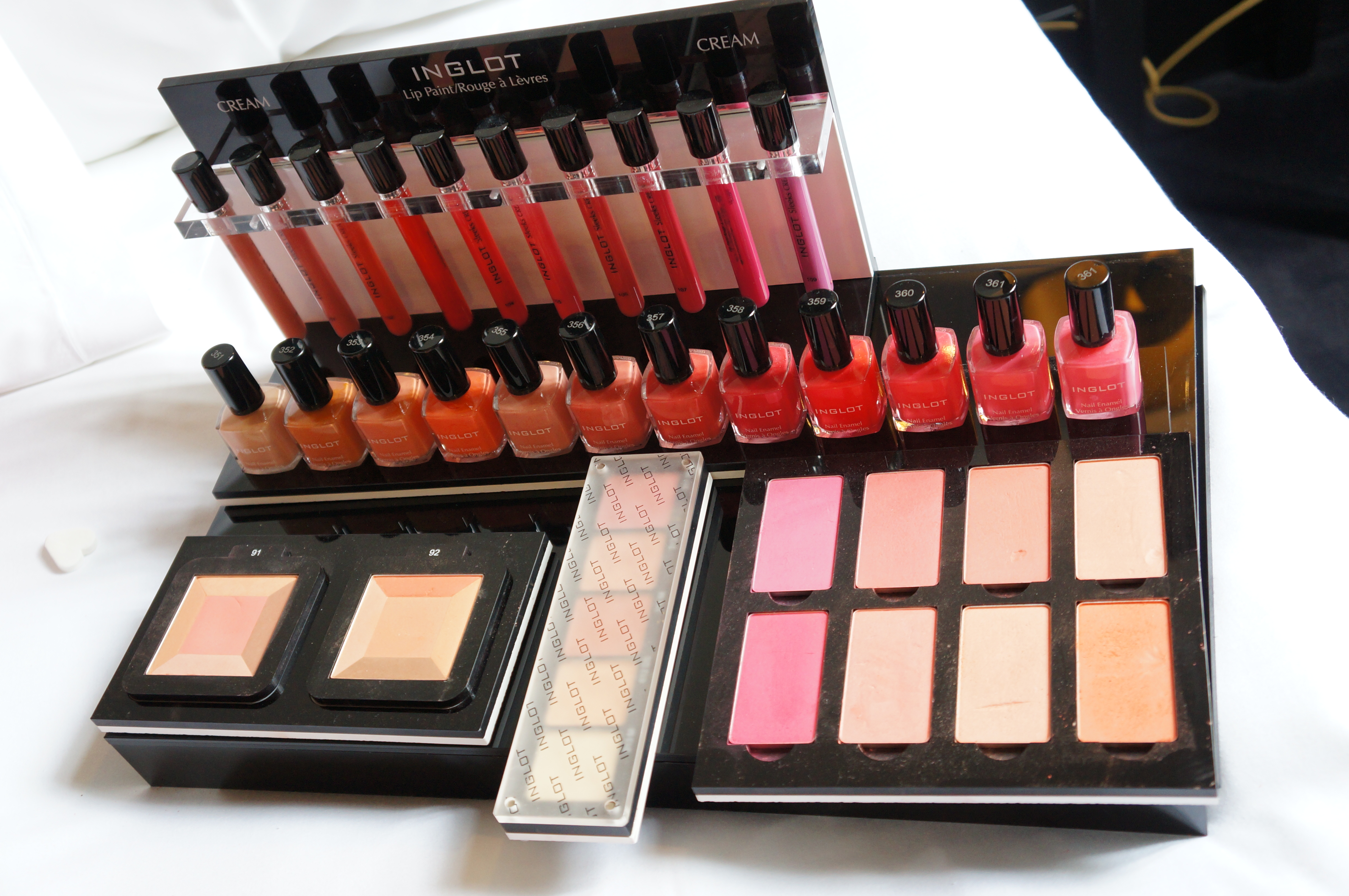 Inglot/ Pic by kiwikoo