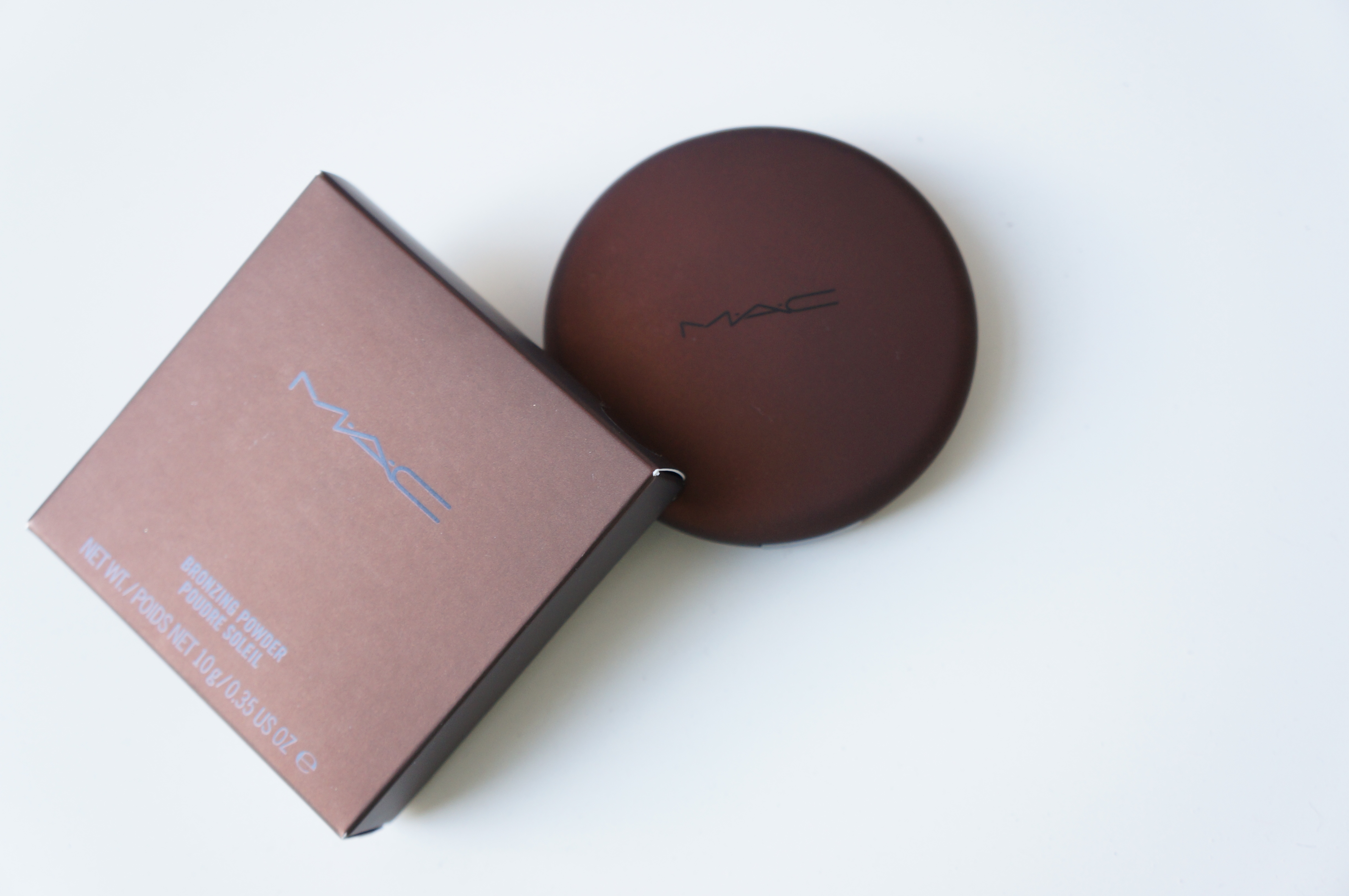 Bronzing Powder in Soft Sands by MAC/ Pic by kiwikoo