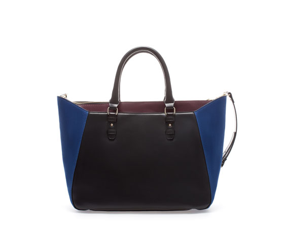 Zara bag/ Source: Zara website.