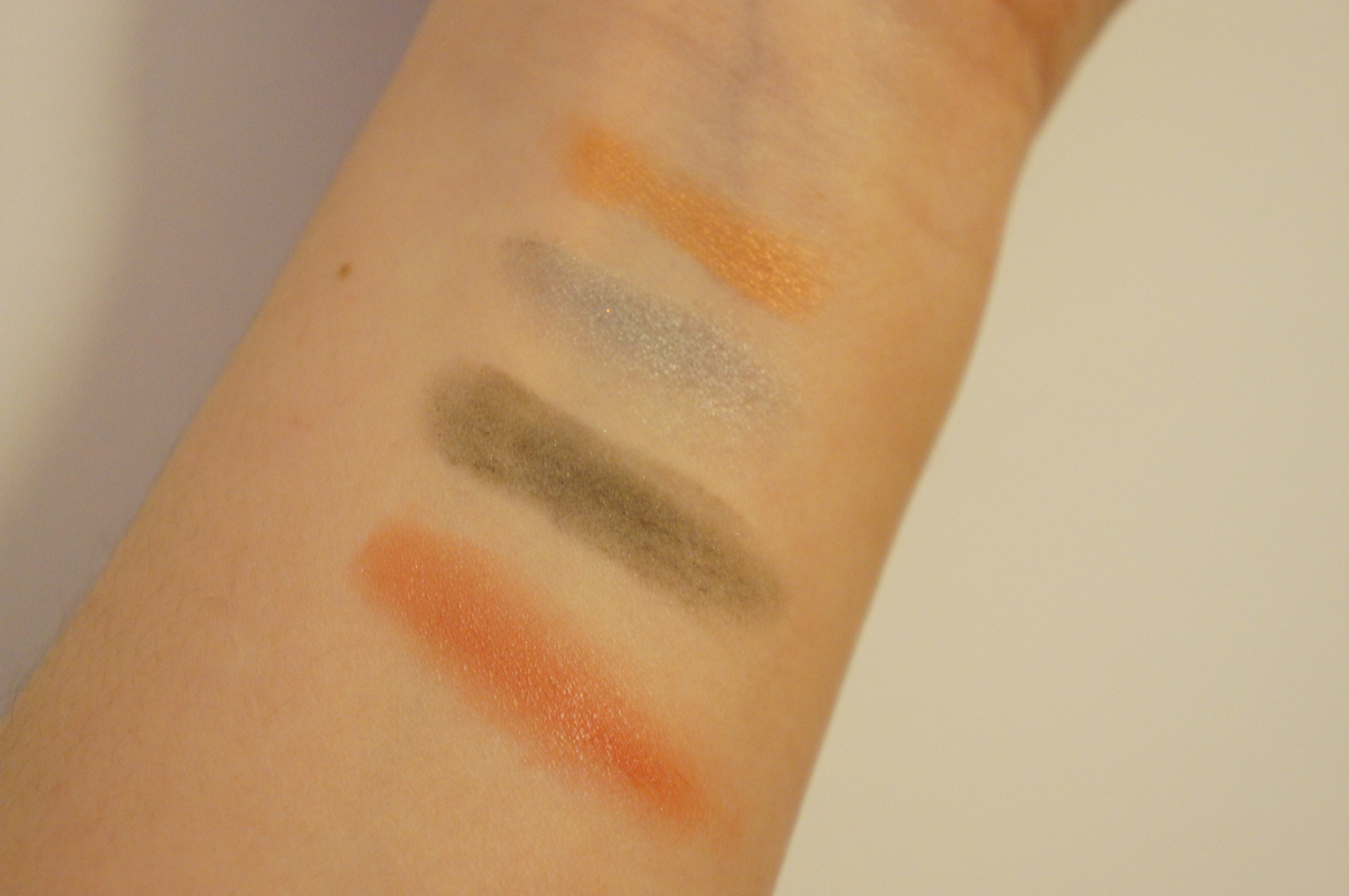 Swatch Muse collection from MUD/ Pic by kiwikoo