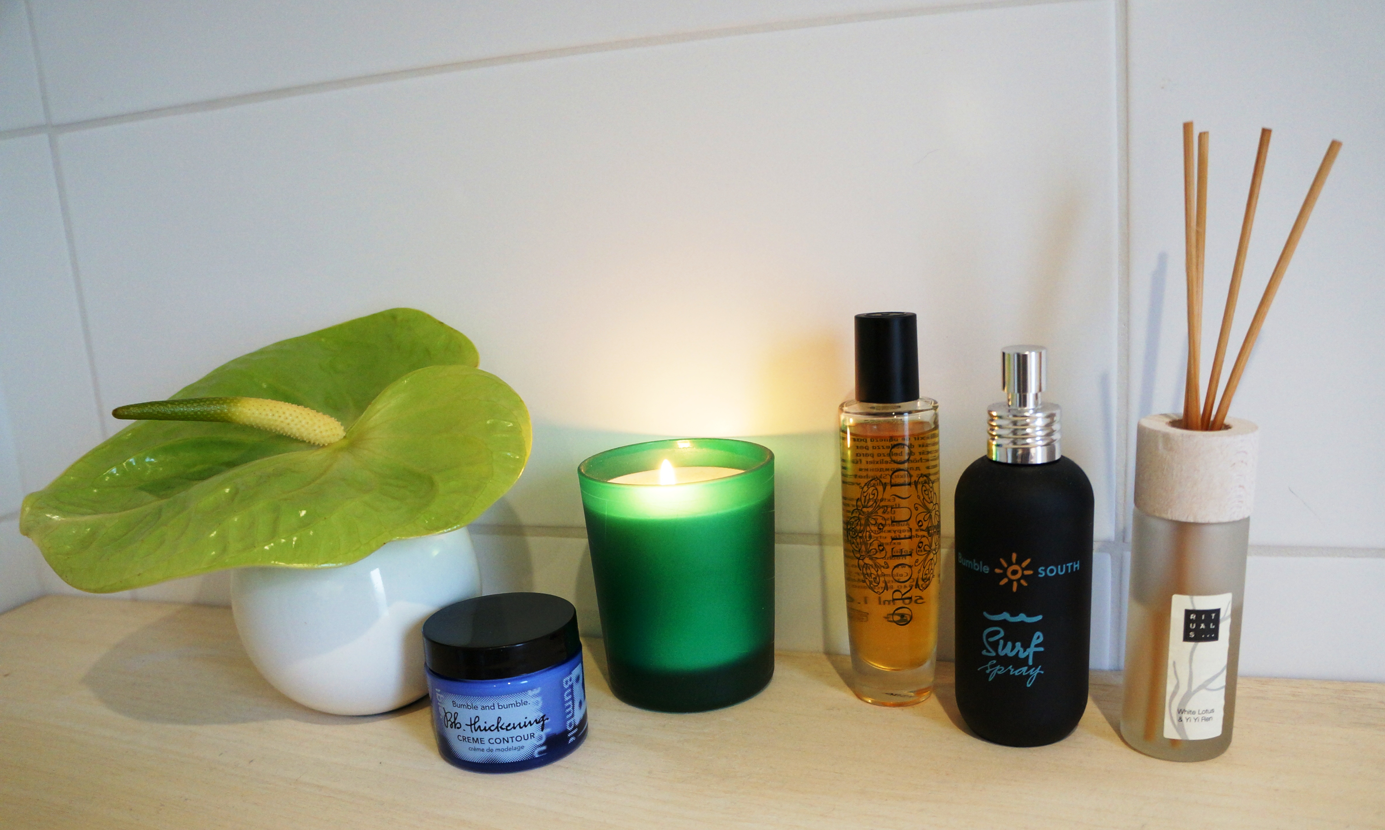 Hair products favourites/ Pic by kiwikoo
