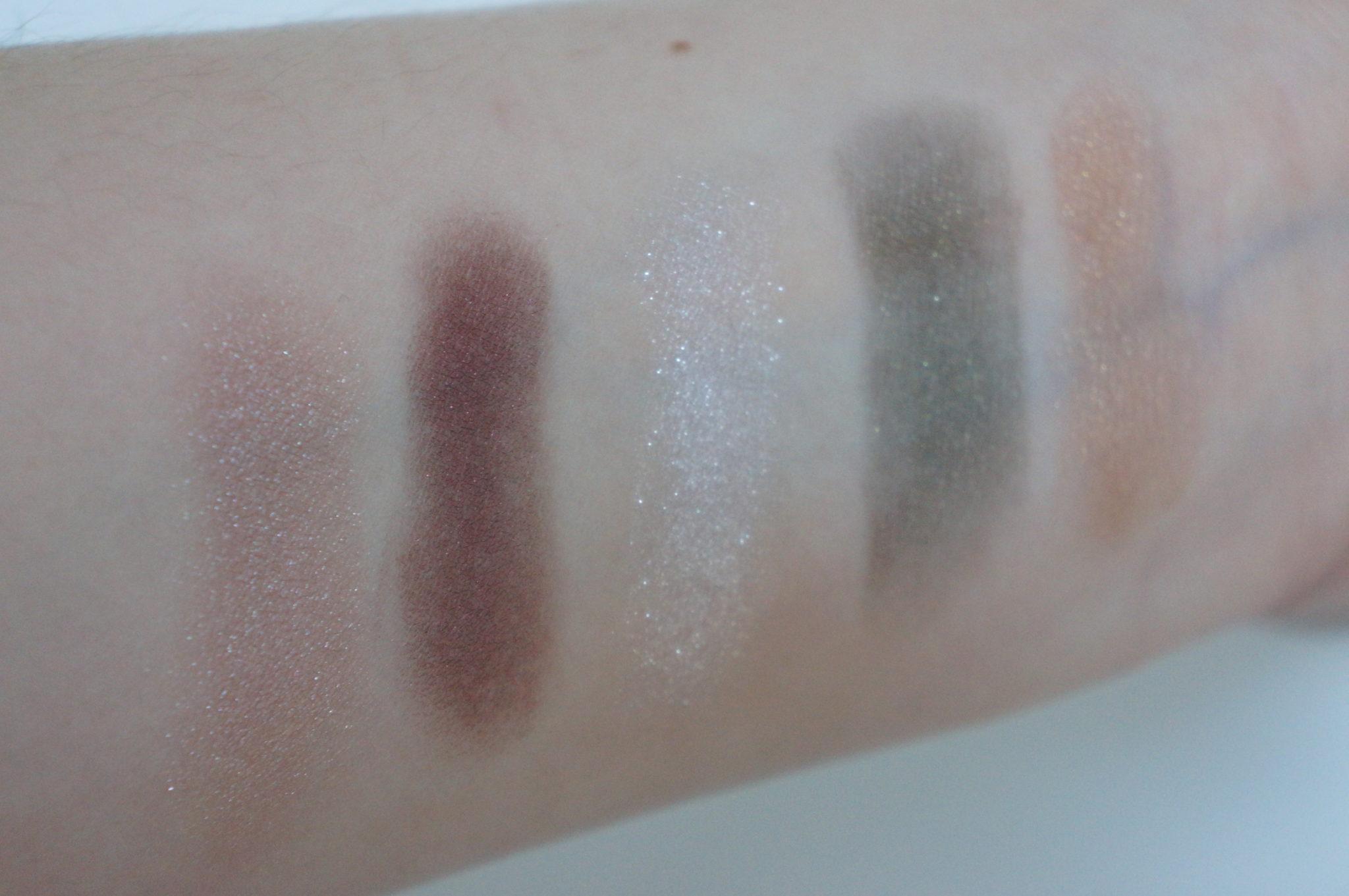 Bourjois Cream Shadows/ Pic by kiwikoo