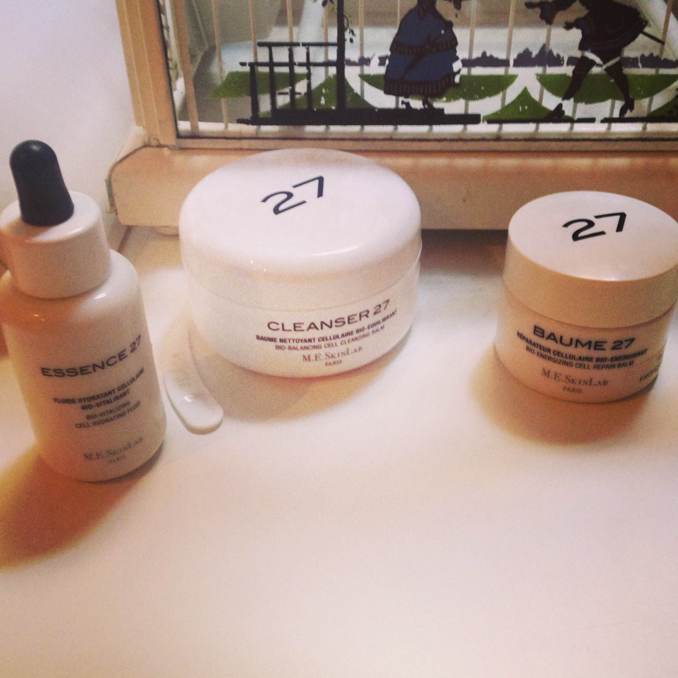 Cosmetics 27 at Kroonen & Brown / Pic by kiwikoo