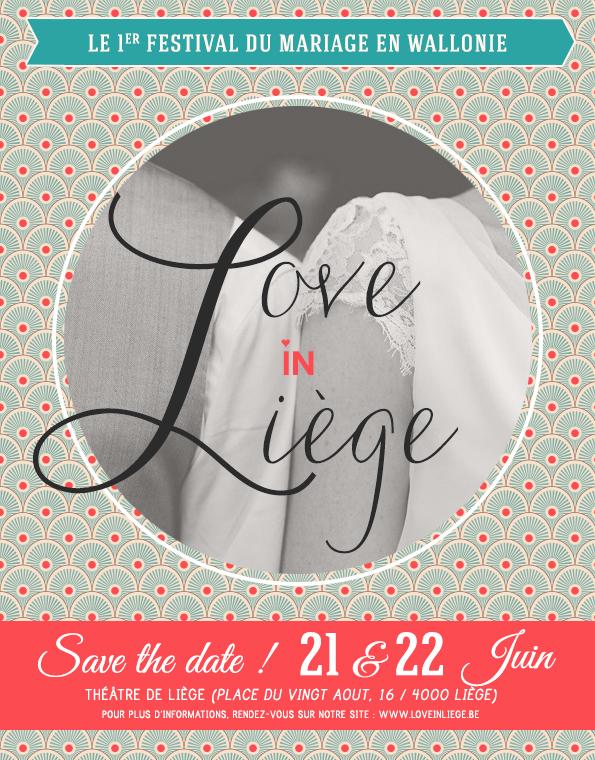 Love In Liège-affiche