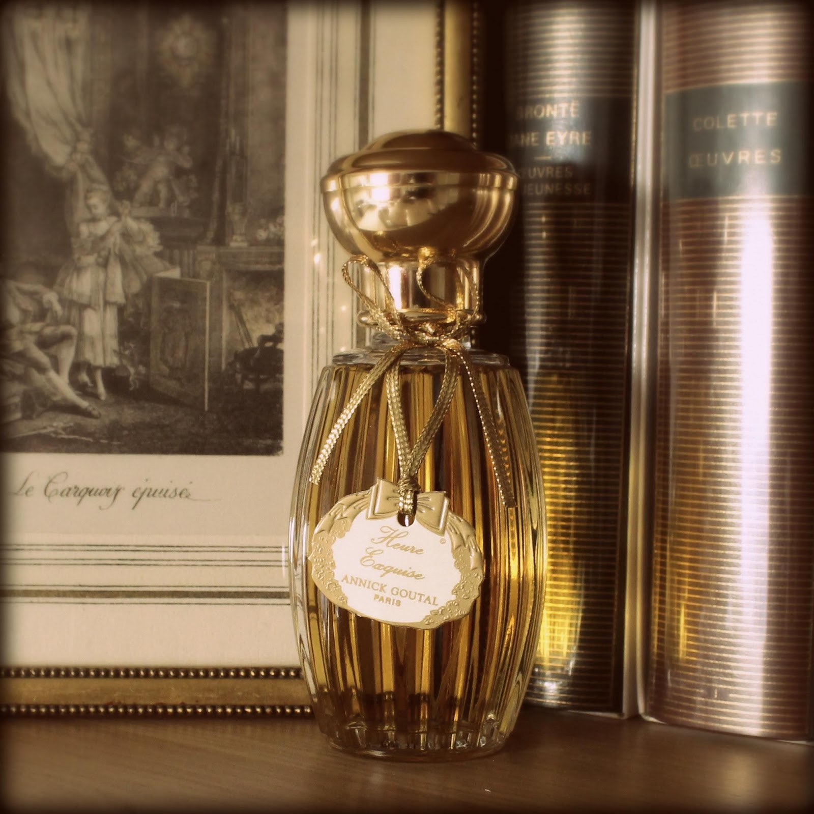 Heure Exquise, Annick Goutal/ Pic by Dominique A.