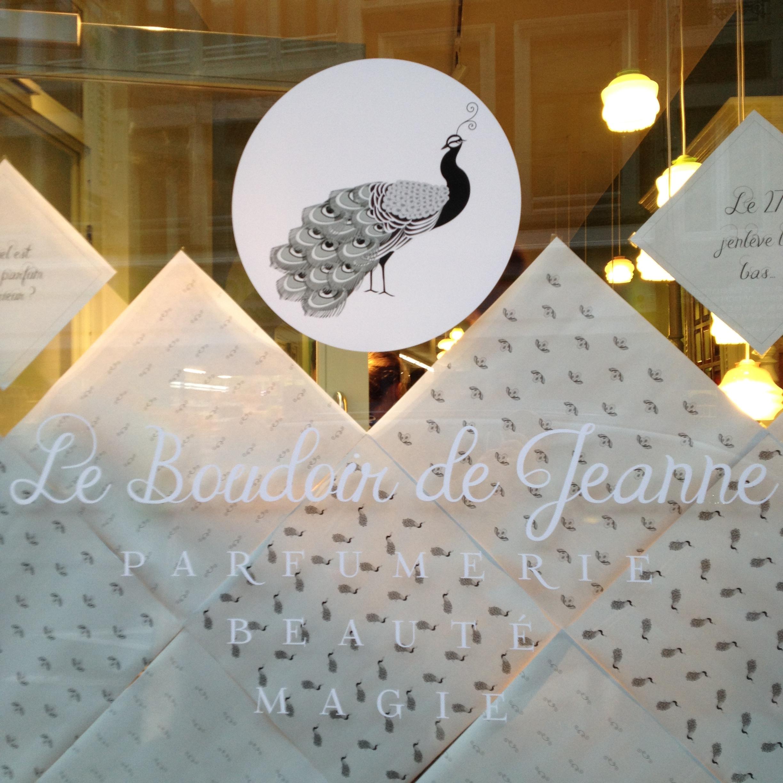 Le Boudoir de Jeanne/ Pic by kiwikoo