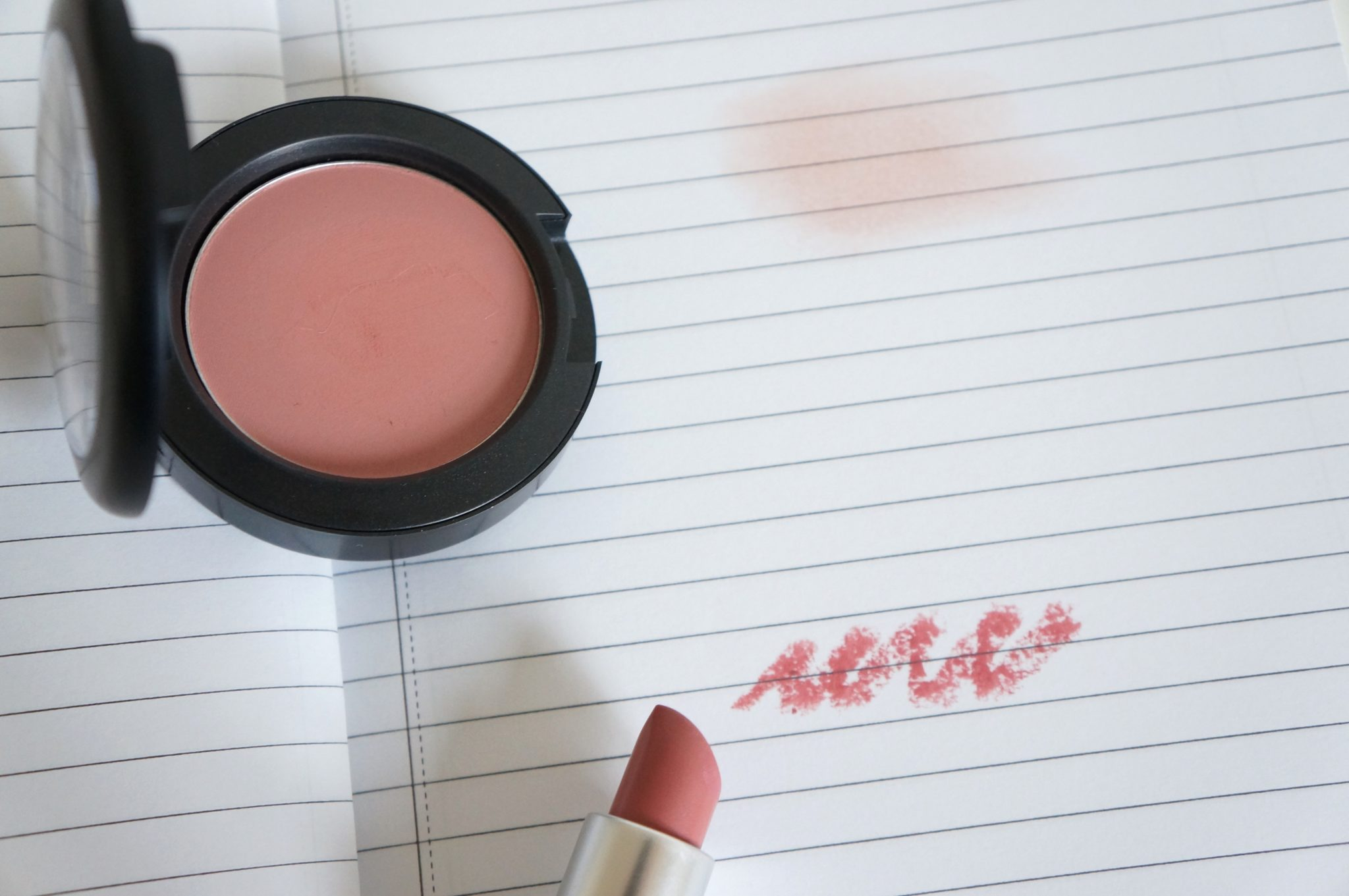Blushbaby and Brave by MAC/ Pic by 1FDLE.