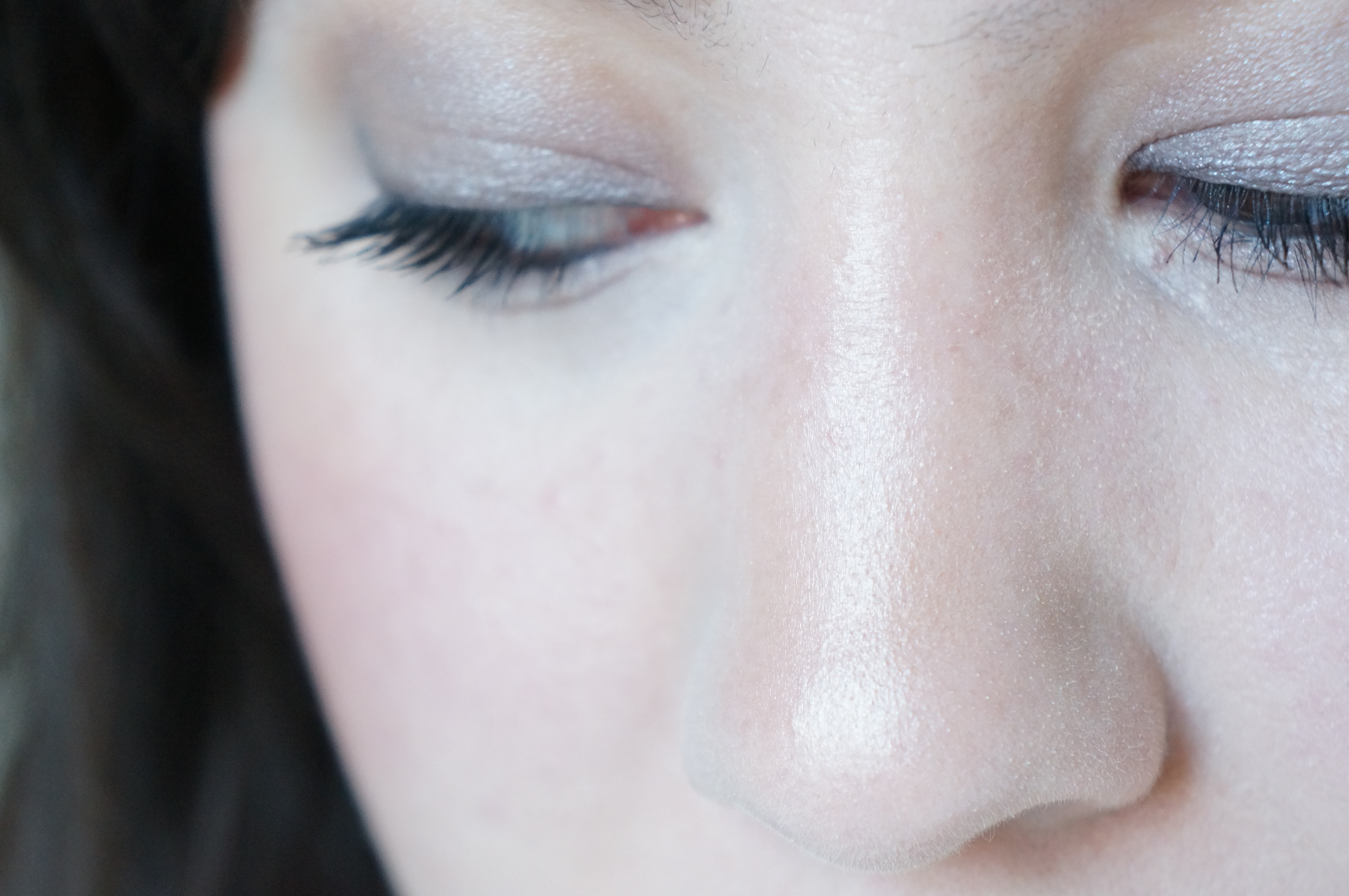 "Laura Mercier Caviar Stick in ""Grey Pearl""/ Pic by 1FDLE."