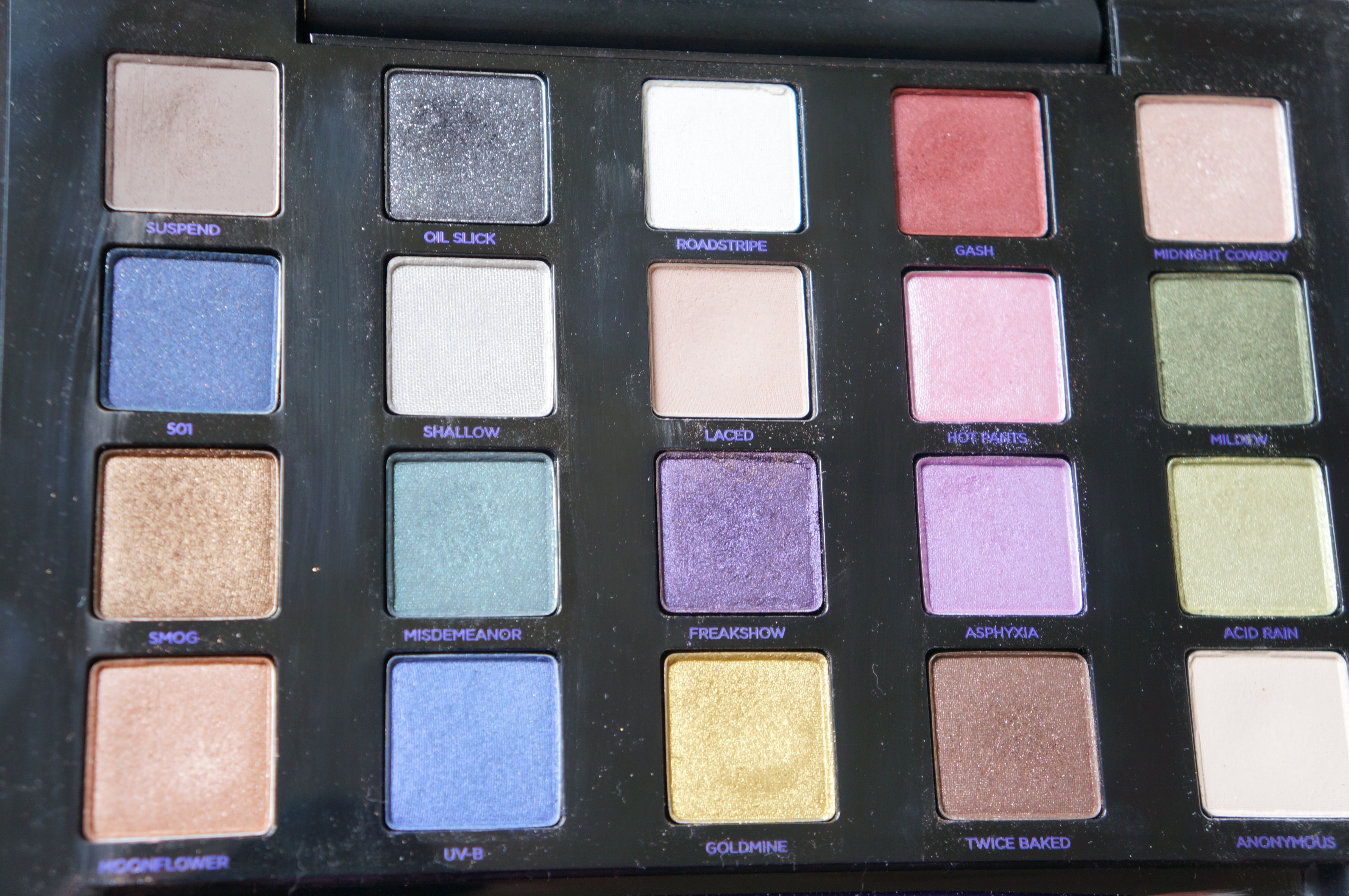 Urban Decay XX Vice LTD Reloaded Palette/ Pic by 1FDLE.