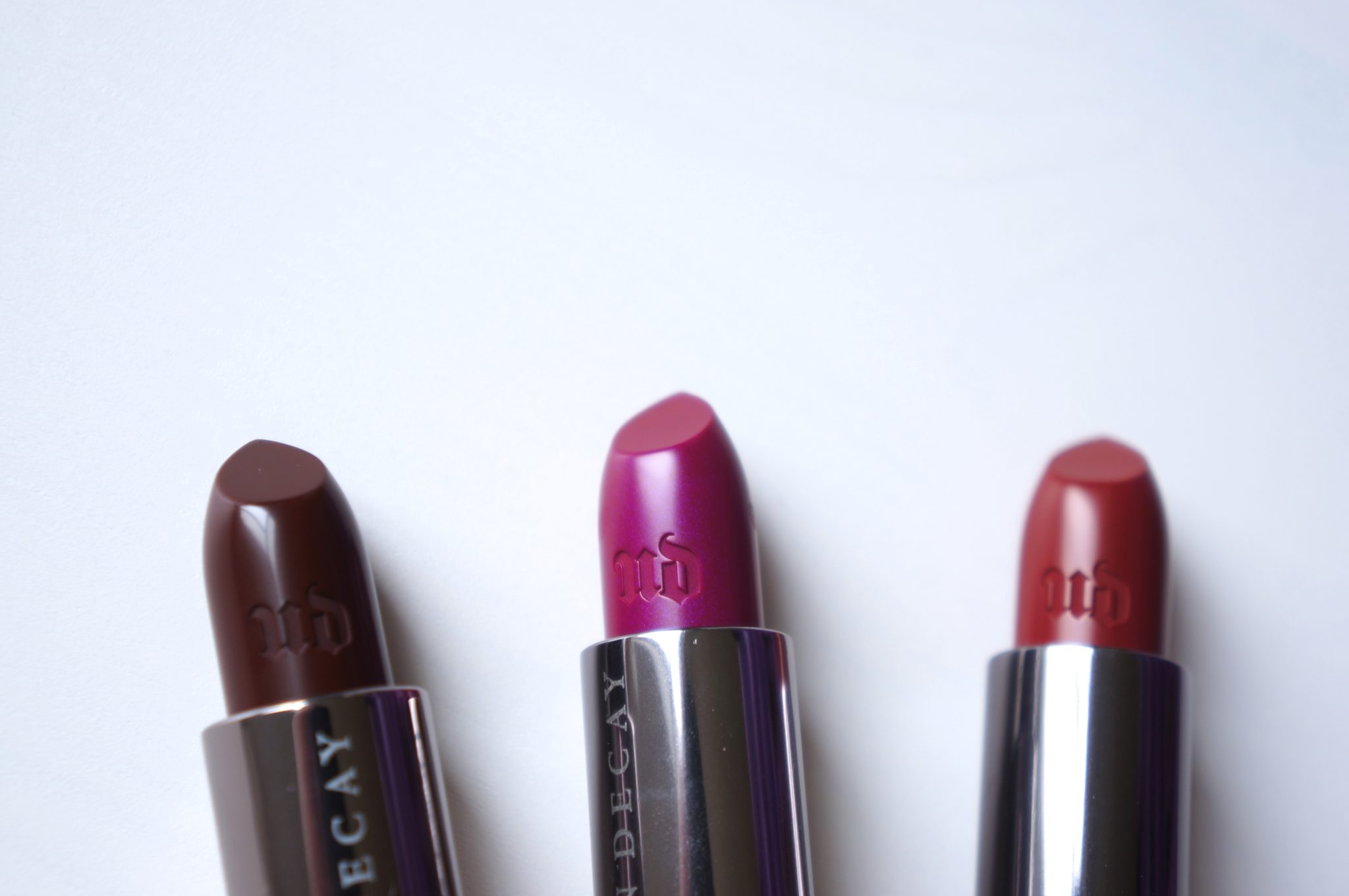Urban Decay Vice Lipstick/ Pic by 1FDLE.