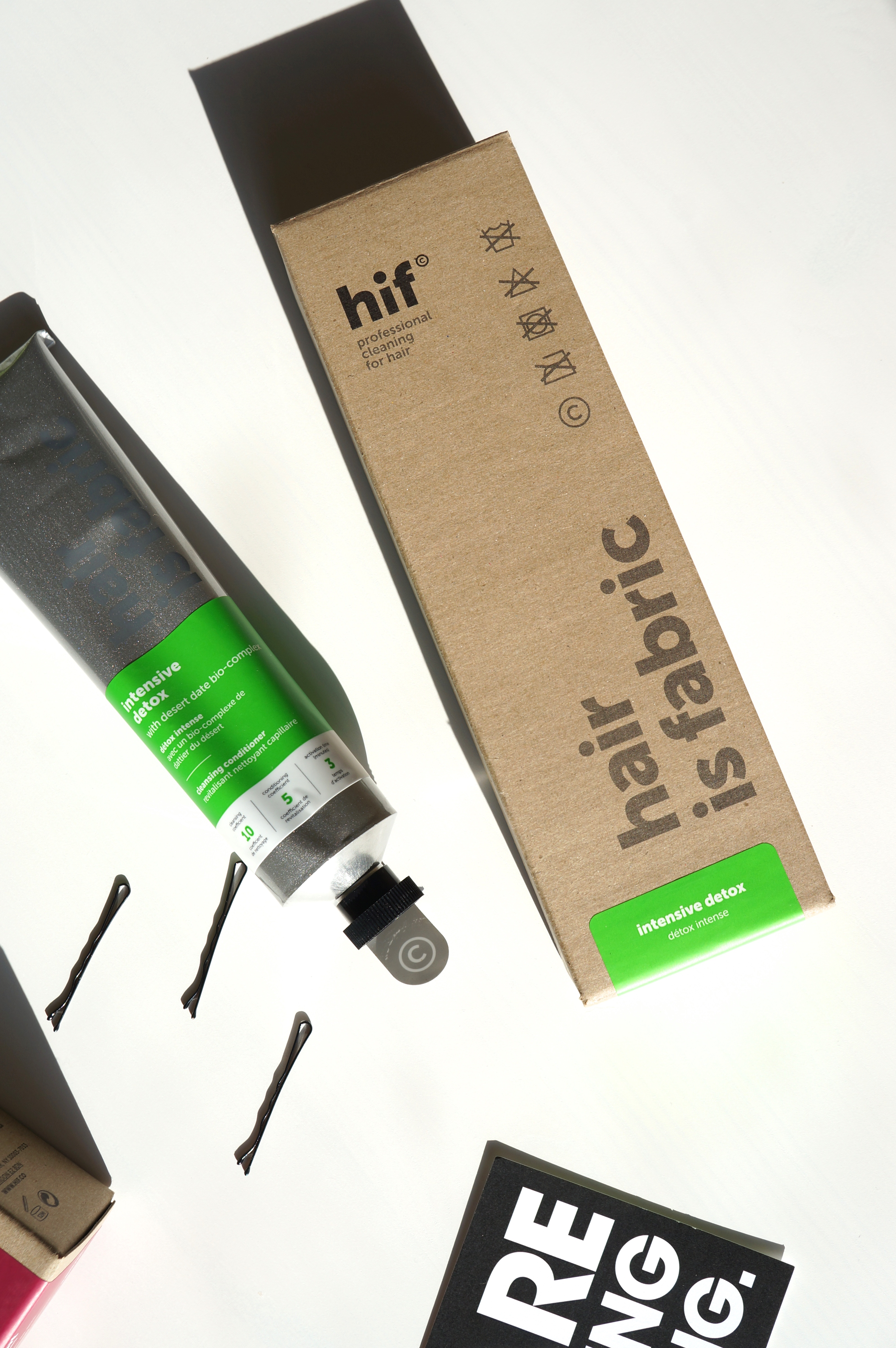 HIF Intensive Detox by Deciem/ Pic by 1FDLE.