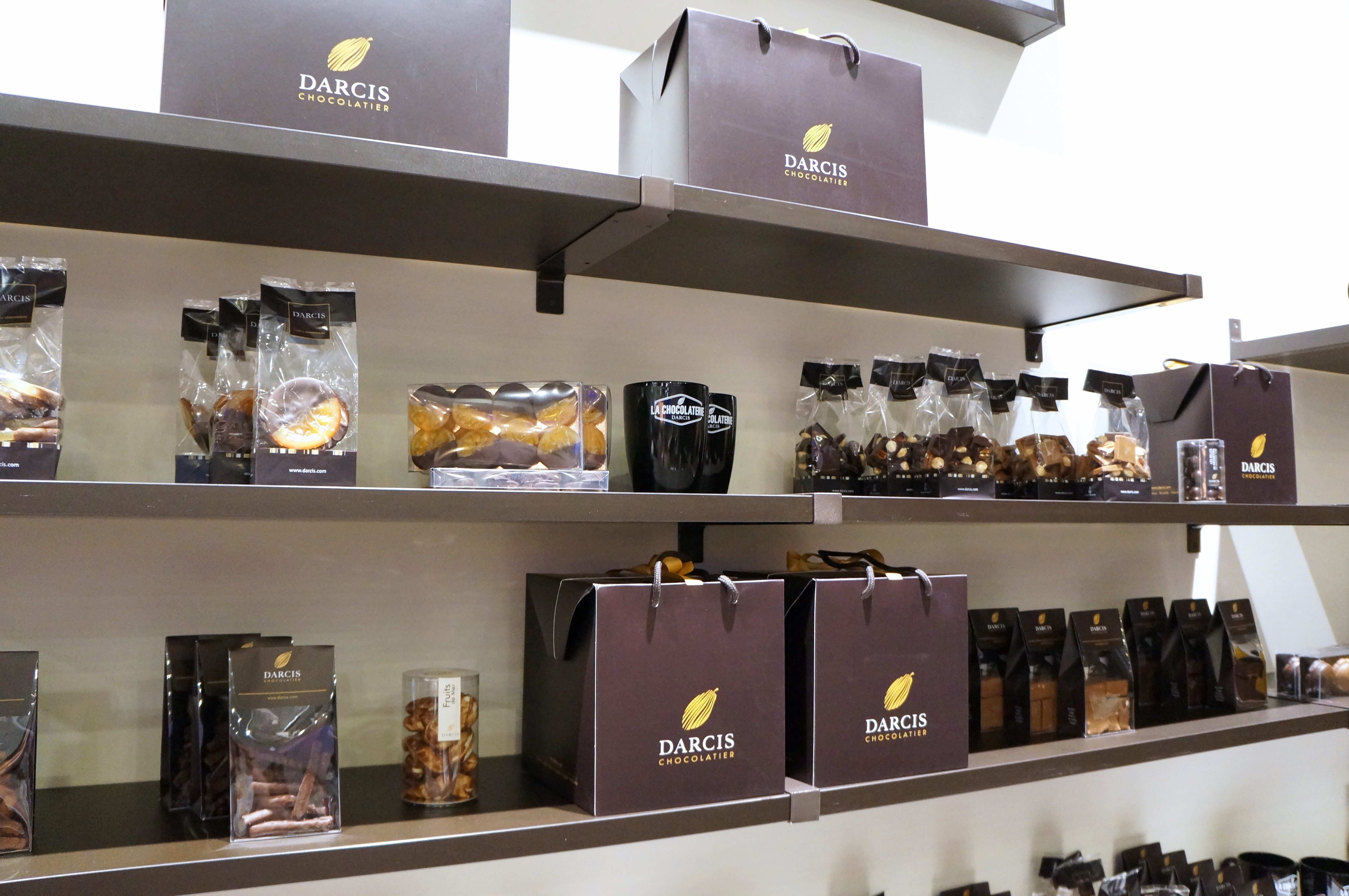 Chocolaterie Darcis/ Pic by 1FDLE.