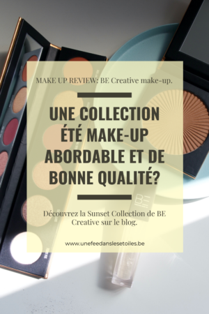BE Creative Sunset Collection   #BECreativemakeup #summer #summermakeup #makeup #bronzegoddess