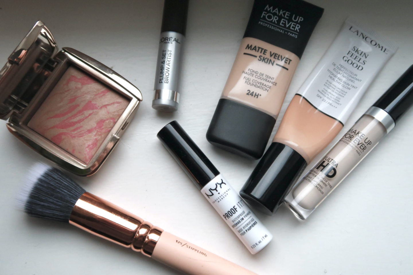 5 essentiels make-up #makeup #makeupessentials #beauty #beaute