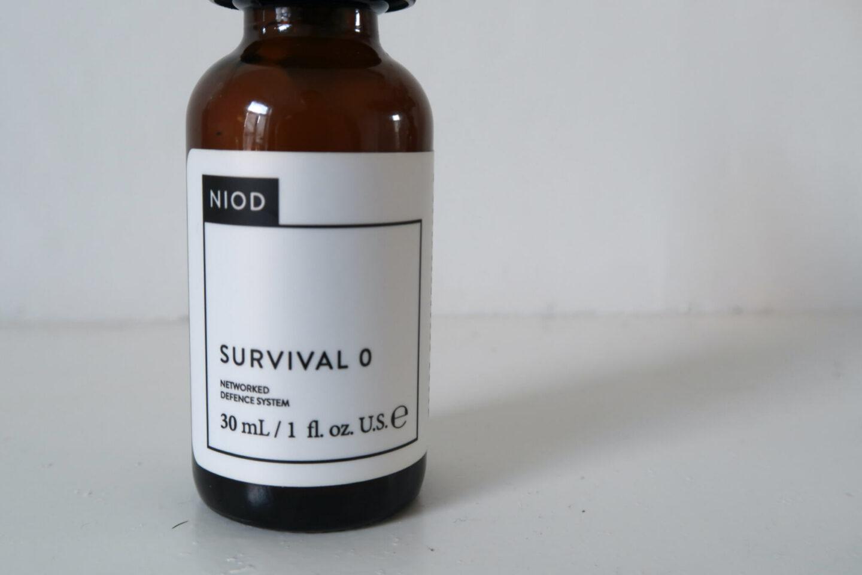 Survival 0 by NIOD. #antioxydant #antiage #antiaging #skincareroutine #skincare #niod #beautyregime