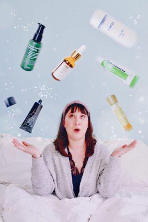 Traiter l'acné et l'irritation en apaisant.