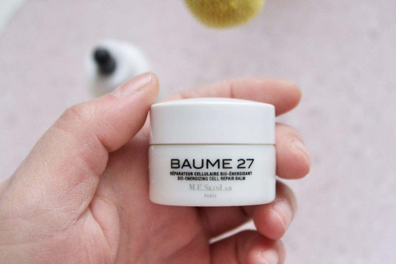 Baume 27 de chez Cosmetics 27.  #nichebeauty #cosmetics27 #frenchbeauty #beaute #frenchpharmacy