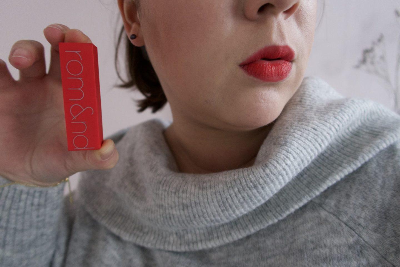 Mes premiers rouges à lèvres coréens. #kbeauty #koreanbeauty #koreanlipsticks #romand #romandlipstick #zerogram