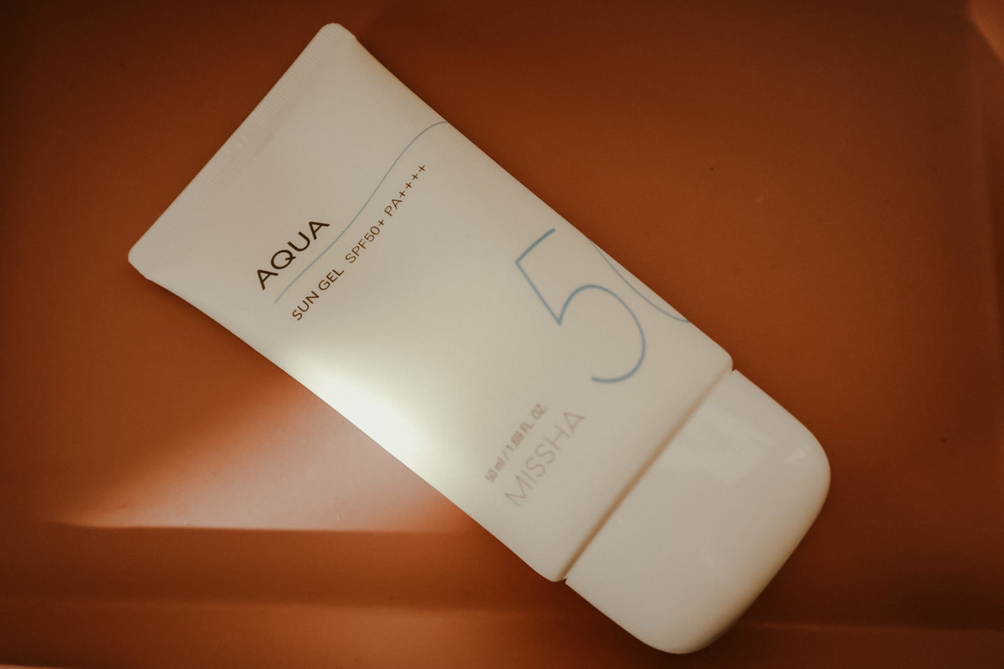 Protection Solaire Missha All Around Aqua Sun Gel SPF 50+ PA++++ #protectionsolaire #spf