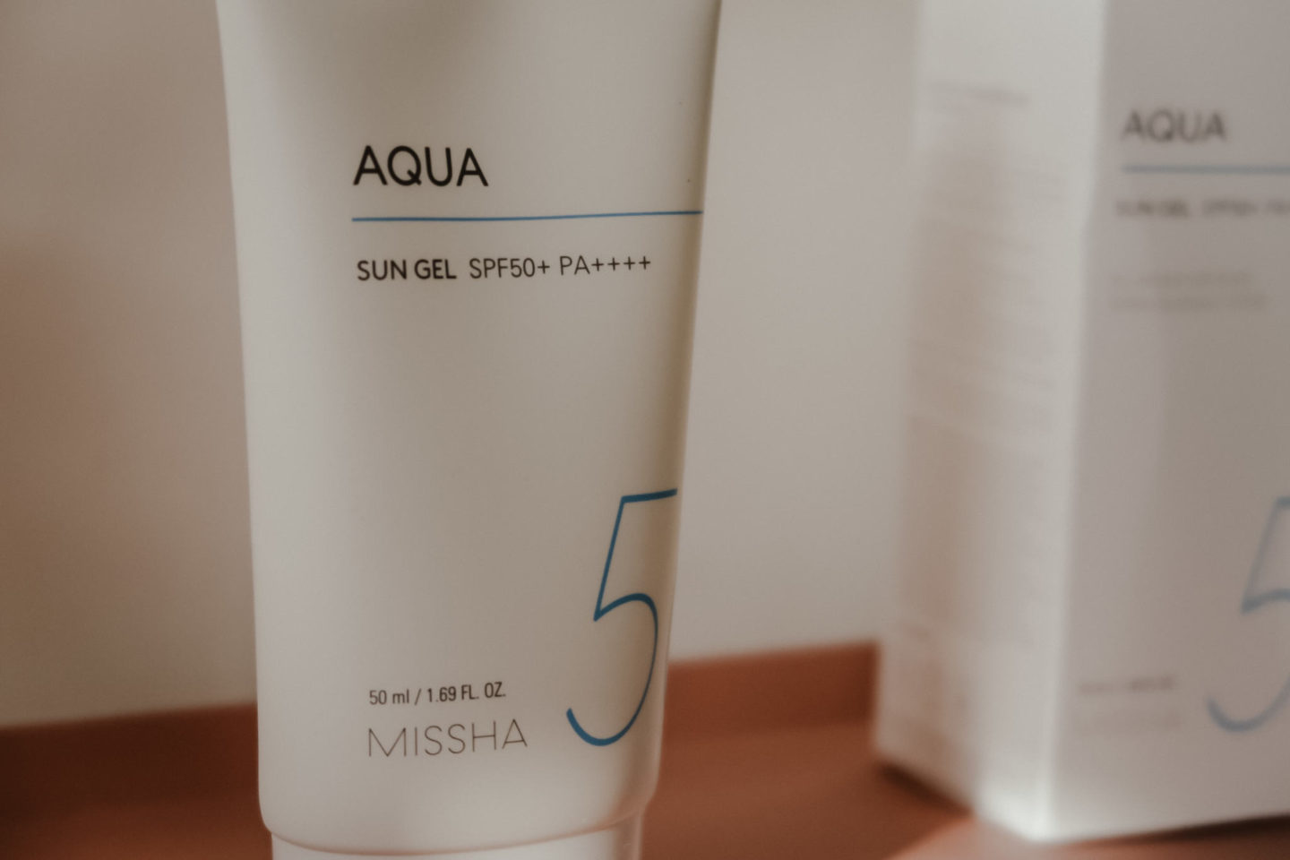 Missha All Around Aqua Sun Gel SPF 50+ PA++++ #protectionsolaire #spf
